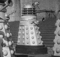 Dalek Invasion of Earth Dalek