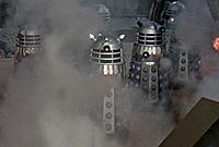Rebels Attack Daleks