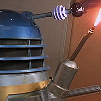 Blow Torch Dalek