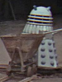 Dalek at Mine