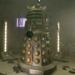 The distressed Dalek.