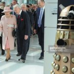 The Queen at Media City. Picture - Andrew Yates/Getty.