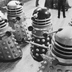 The new Daleks await action.