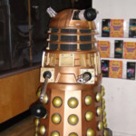 Another mix of exhibition Daleks