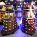 The Daleks are rearranged