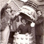 The Troggs with Dalek Six-5 in Andover.