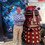 The Series Four Supreme Dalek at the BBC Roadshow in LLanlli
