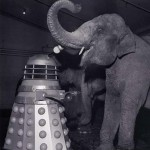 Dalek Six at Belle Vue Circus in Manchester - 26th January 1965