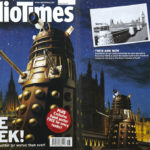 Dalek NSD2 on the cover of the Radio Times.