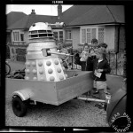 Dalek Three in Birchington, Thanet. Picture - Seas Photography