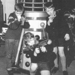 Dalek Four and 'Anti-Dalek' toys