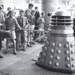 Dalek Four at the All Saints' Church in Northampton, 4th July 1964.