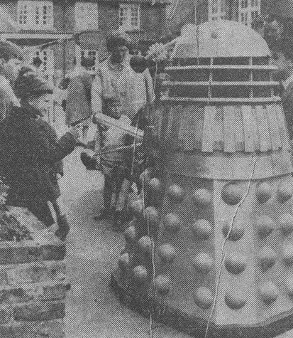 Dalek Seven in Uxbridge