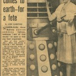 Dalek at fete