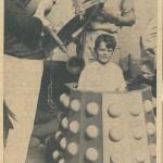 Dalek rides