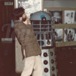 The complete Dalek Seven at Panopticon in 1979. Picture: Matthew Doe - Toybox Treasures.