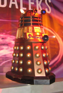 The Brighton Dalek