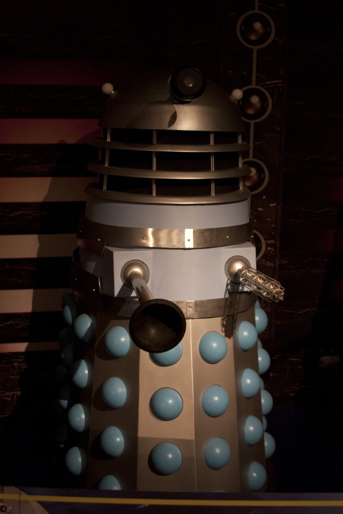 Dalek AB2. Picture - Ben Green