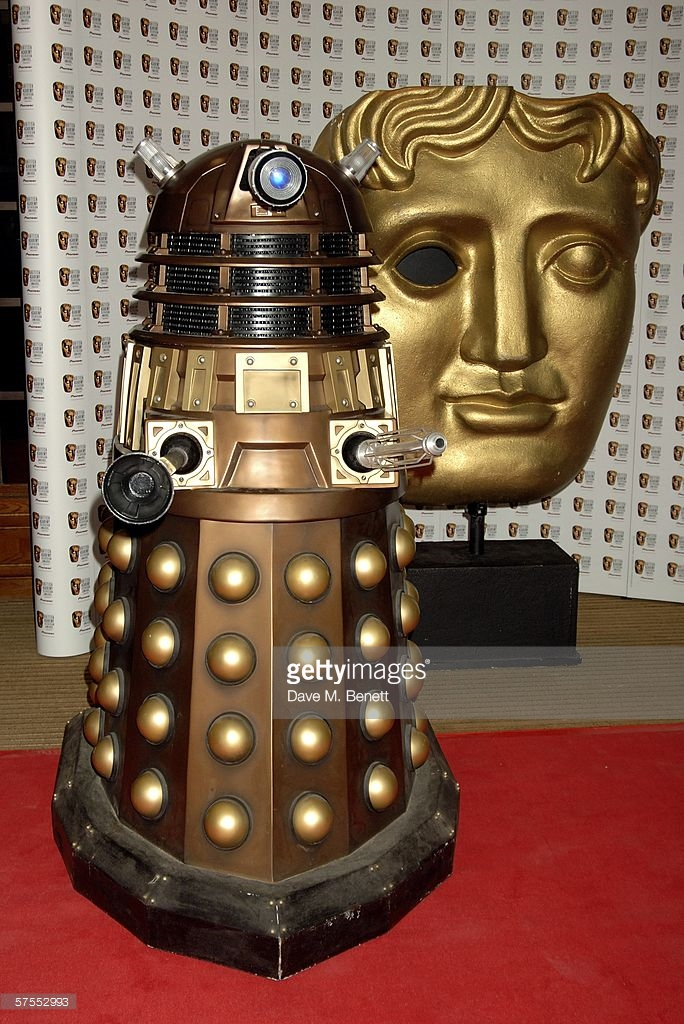 NSD4 at the BAFTAS. Picture © Getty Images/Dave M Benett