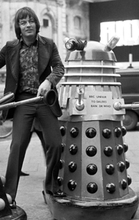 Tony Blackburn and Dalek AARUII 14-12