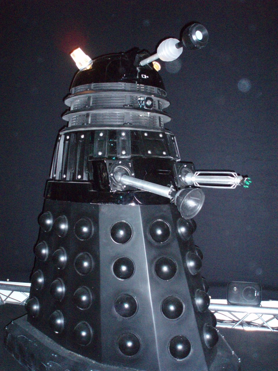 Dalek TPE-SEC2 at the National Space Centre, Leicester