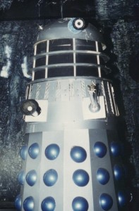 Dalek M2 (at Blackpool). Photo - Roger M Dilley