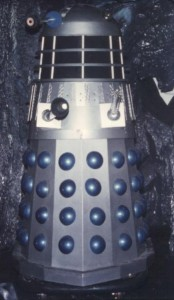 Dalek M1 (at Blackpool). Photo - Roger M Dilley