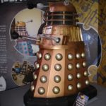 Dalek TPE-SP at the second Spaceport Exhibit.