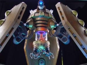The Emperor Dalek Model.