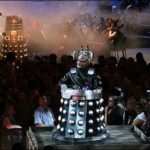 Davros and NSD4 at the Prom