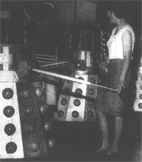 Daleks invade Chatham Town Hall
