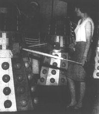 Daleks invade Chatham Town Hall