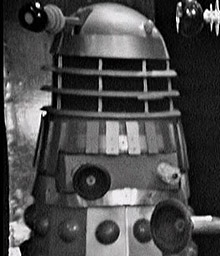 Dalek Two in The Daleks Master Plan