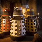 The Daleks in the Underhenge
