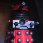 One of Millennium FX's 'drone' Daleks. Picture - mclatchyt