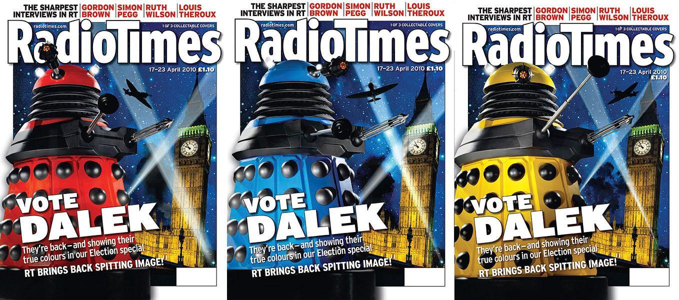 The Radio Times Covers