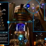 CGI dalek variations