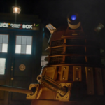 NSDA2 passes the TARDIS