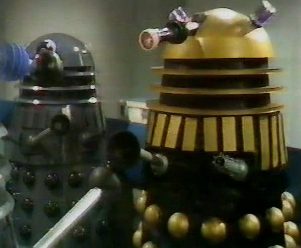 The Supreme Dalek from 'Planet of the Daleks'