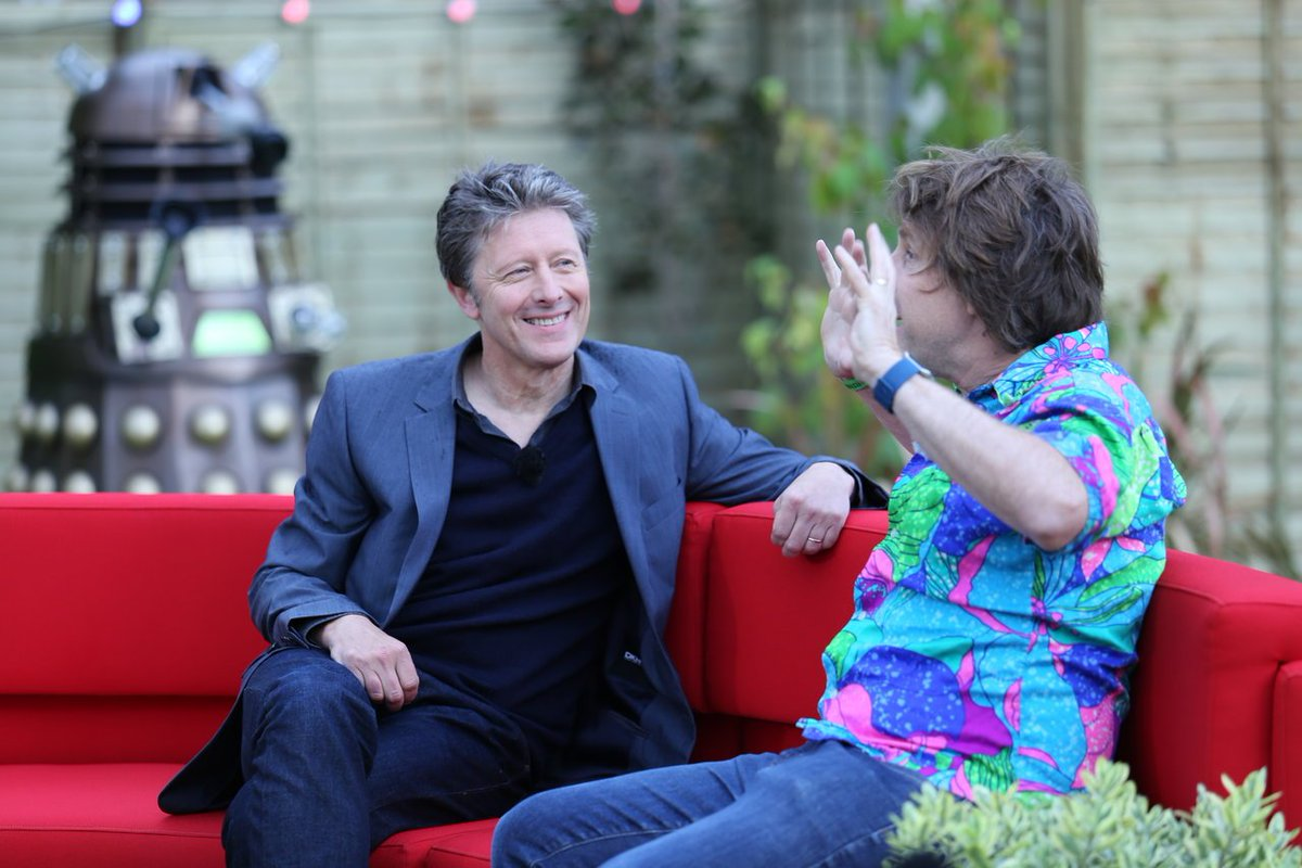 Charlie Stayt, Milton Jones and TPE EC1/SP