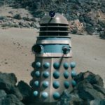 A CGI Dalek