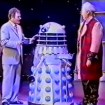 Dalek AB2 on The Generation Game, October 2000.