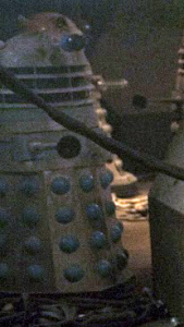Andrew Beech's Dalek finally makes its appearance in Doctor Who