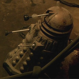 Exhibition Dalek