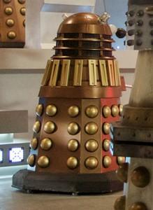 Hire A Dalek Goldie