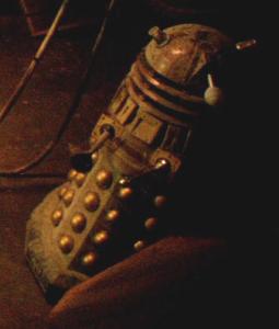 Hire a Gold Dalek