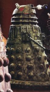 Hire a Dalek Ironside