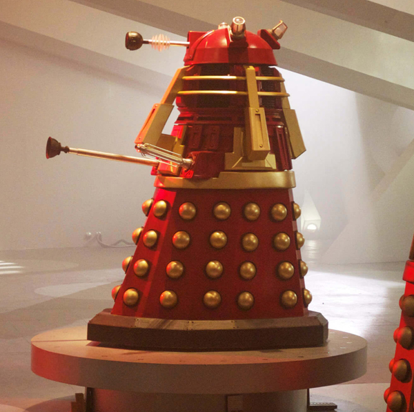 The Supreme Dalek