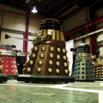 Rehearsals for Asylum of the Daleks