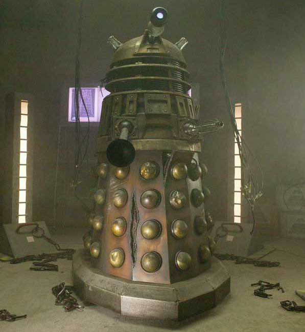 The Dalek from Series One